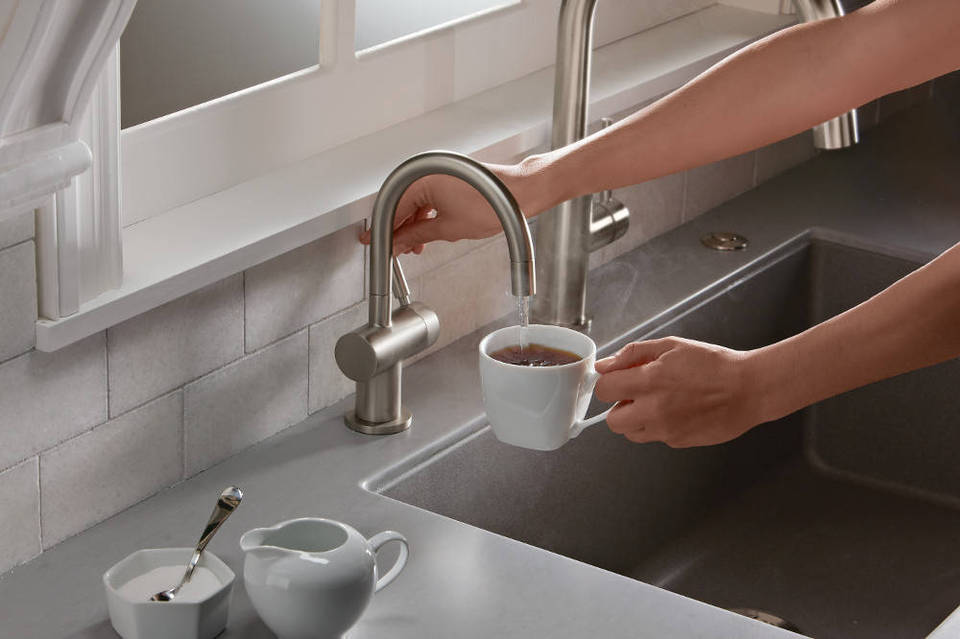 Instant Hot Water Store
