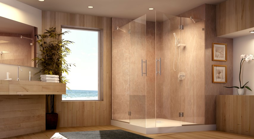 TagsaccessoriesBascobrassbronzebrushed ... & Shower Doors Store | Wool Kitchen and Bath Store pezcame.com