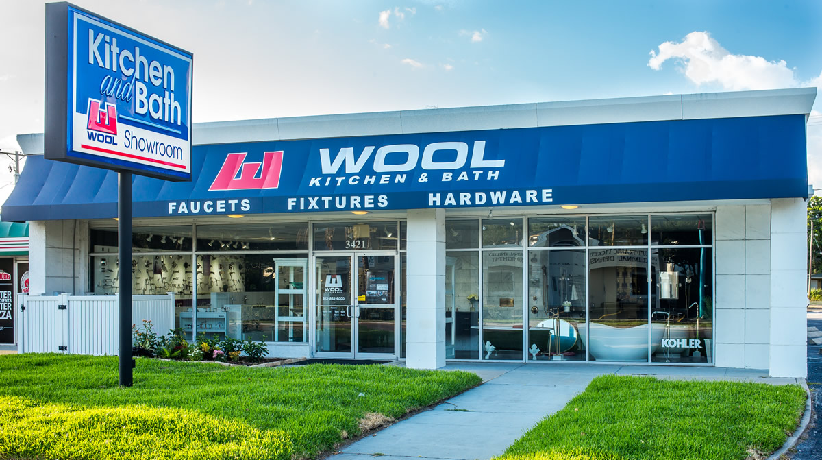 Wool kitchen bathroom and plumbing supply store - Kitchen supply store tampa ...